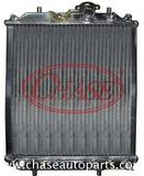 ALL ALUMINUM RADIATOR FOR DAIHATSU MIRA AVY L250S L260S 2002-2003 AT
