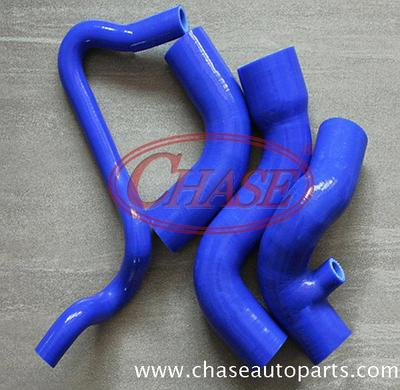 AUTO SILICONE TURBO HOSE KIT FOR AUDI A4 1.8T 1800 QUATTRO PASSAT B5 CHASSIS
