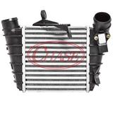 INTERCOOLER CHARGE AIR COOLER FIT FOR VW POLO SEAT FABIA SKODA ROOMSTER 2007 VW4213 96770 6Q0145804A